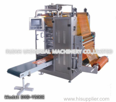 Full Automatic Sauce Vinegar Liquid Multi Lane Packaging Machine
