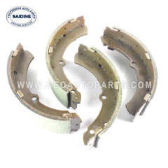 Saiding Auto Parts 04494-36300 Brake Shoes For Toyota Coaster Year 01/1993-11/2016 BB42 BZB40 HZB50 RZB50 TRB40 XZB40