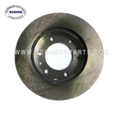 Saiding 43512-60040 Brake Disc For Toyota Land Cruiser Year 01/1990-11/2006 FJ70 FJ75