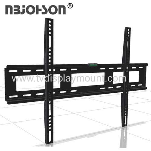 NBJOHSON Flat Panel Large Fixed TV Mount