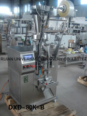 Full Automatic Salt Sugar Sachet Granular Packaging Machine