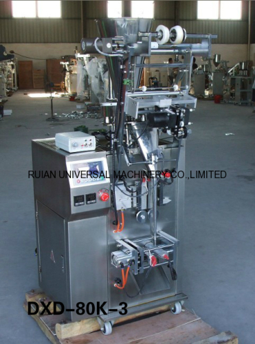 Automatic Instant Drink Granule Packing Machine 3 side seal
