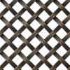 antique brass woven fabric furniture decor mesh
