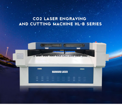 CO2 Non-Metal Laser Cutting and Engraving Equipment with W2/W4