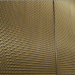 Architectural woven Elevator Cab Mesh Decorative Mesh