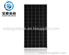 210W 220W 240W 250W 260W 300W 320W 350W 360W 400W 5bb 72cell Mono Solar Panel with ISO IEC Pice From Sun Power