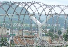 Hot Sale BTO-22 Galvanized Razor Wire