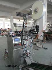 Full Automatic Dry Fruit Candy Pouch Packing Machine 3 side seal