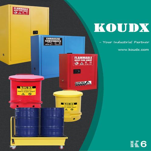 KOUDX Safety Cabinet Shelf