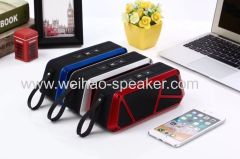 Top quality Portable wireless bluetooth speakers with TWS function