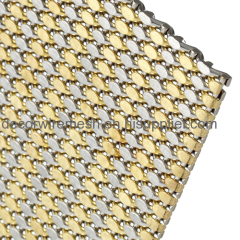 Architectural Woven Mesh for Elevator Cab