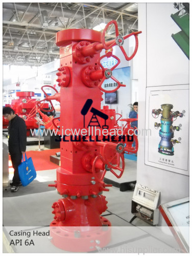 Oilfield Wellhead API 6A Casing Head for Drilling Operation