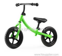 steel kids bike balance bike