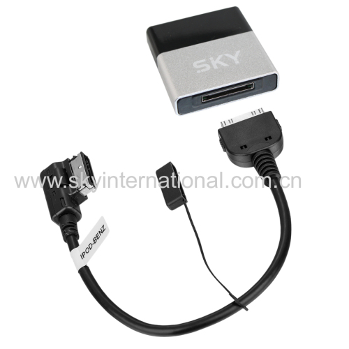 Bluetooth Module For Mercedes Benz Connector Wireless Music Play Track Up Down