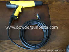 X1 Manual Powder Spray Gun replacement