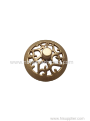High Precision Customized Brass Investment Casting Parts