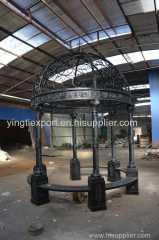 Nice cast iron pavilion