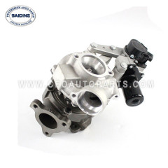 Saiding Wholesale Auto Parts 17208-51010 Turbocharger For Toyota Land Cruiser 1VDFTV 08/2007-