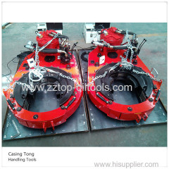 API Oilfield Casing Power Tong Handling Tools for Drill Opertaion