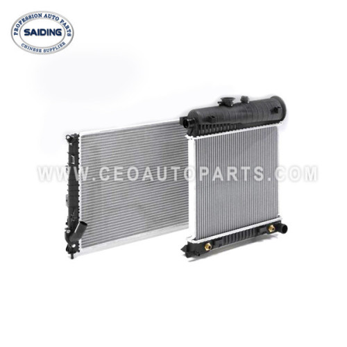 Saiding Wholesale Auto Parts Radiator For Toyota land cruiser 2TRFE 08/2009-07/2017
