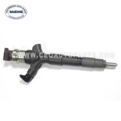 Saiding Fuel Injector For Toyota Hiace 01/2005-01/2014 2KDFTV