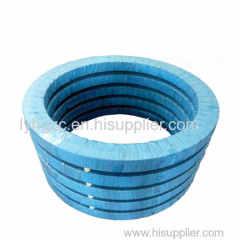 Turntable bearing slewing ring bearing with Internal gear teeth