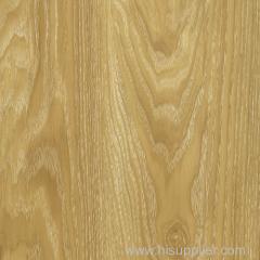 PVC waterproof wear-resistance wood texture film vinyl A-B-A pressed SPC flooring