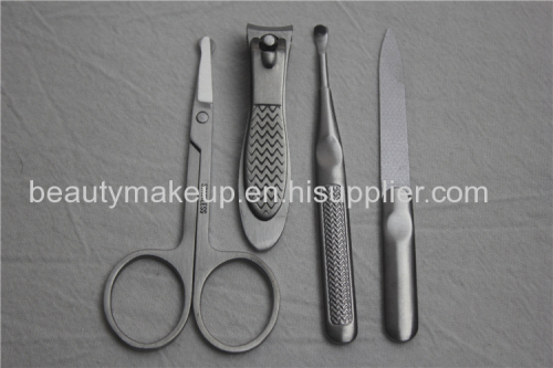 High quality power factory mens manicure set luxury manicure set at home manicure pedicure kit nail clippers