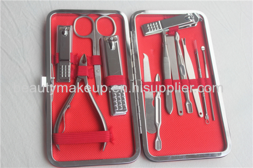 high quality manicure set ladies manicure at home best manicure kit nail kit nail clippers nail polish set