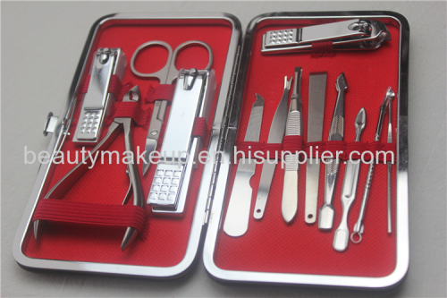 mens manicure set ladies manicure at home manicure gift sets pedicure kit nail kit nail clippers quality manicure set