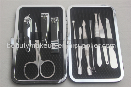 mens manicure set best manicure and pedicure kit french manicure pedicure kit nail kit nail clippers nail art kit