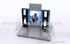 Custom Acrylic Display Racks for Sunglasses Customized Size and Structture