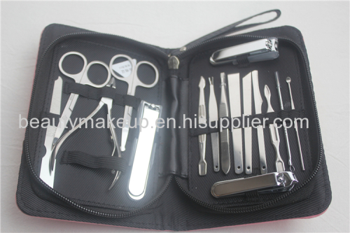 full manicure kit types of manicure ladies manicure at home manicure pedicure kit nail kit nail clippers cuticle trimmer