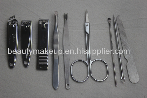 mens manicure set ladies manicure at home professional manicure pedicure tools nail clippers scissors best nail file
