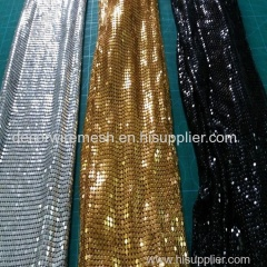 aluminum alloy clloth curtain metal scale mesh