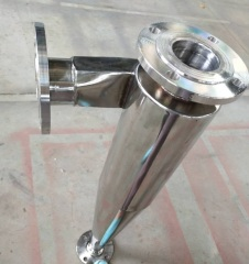 Stainless Steel Vortex Cyclonic Filtration for Coolant application