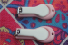 Pink cute baby nail scissors best baby nail clippers nail cutter for baby baby nail care set baby care kit