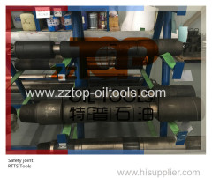 Oilfield Downhole APR Testing Toos Retrievable Safety Joint