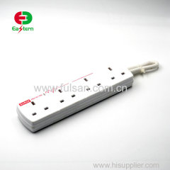 Low price 4 way universal multi outlet surge protector smart power strip with usb