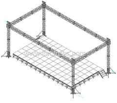 Square Lighting Truss System