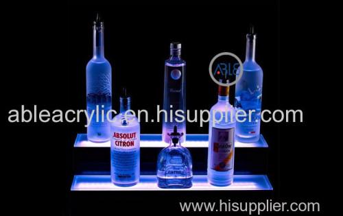 Custom Acrylic Wine Display Stand