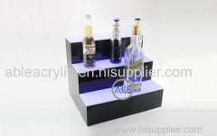 Custom Counter Acrylic Wine Display Stand