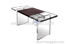 Customized Design Acrylic Furniture Acrylic Table for Home Use