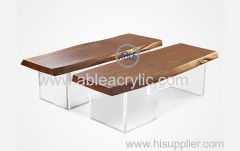 Custom Acrylic Table Acrylic Home Furniture