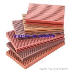 WPC Plastic Outdoor Deck Waterproof vinyl plank Flooring