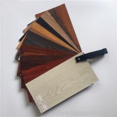 Standard size 24x24 click system pvc vinyl flooring tile