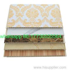 Eco-Friendly interior wall decorative pvc wall panel J-30