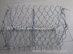 galvanized gabion anping hexagonal mesh