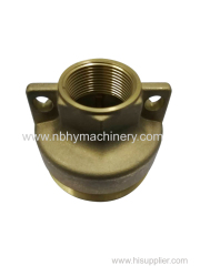 OEM Brass/Copper Investment Casting Auto Parts for Engine Machinery