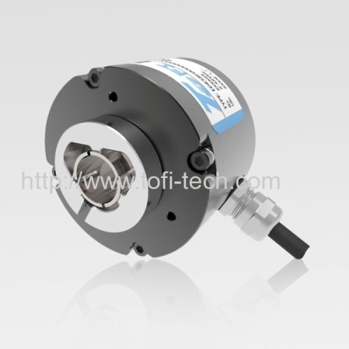 Elevator spare parts Incremental encoder hollow shaft